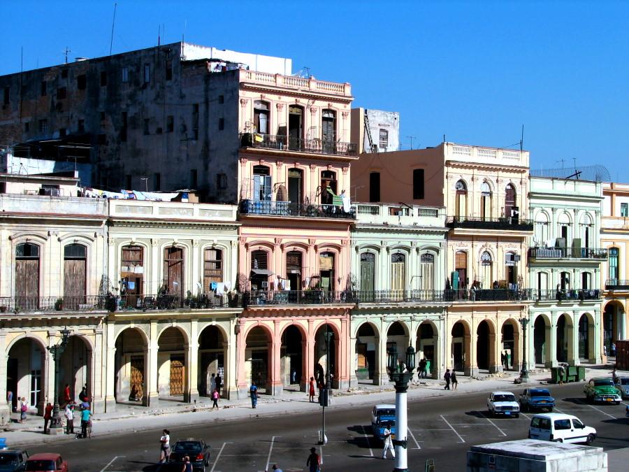 Havanna habana libre im letzten stockwerk 7